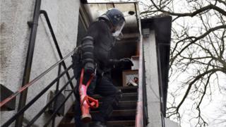Thames Valley Police raids