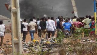 Mob in Nasarawa State