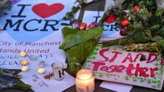 Manchester Arena attack tributes