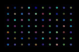 La estrella arcoíris de Steve Brown