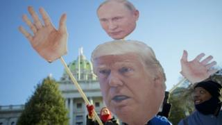 Трамп наполягає на тому, що відносини з Росією можна було б поліпшити