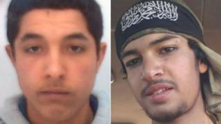 Abdullah Deghayes (left) and his brother Jaffar Deghayes died in Syria
