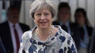 梅首相希望脫歐能夠順利