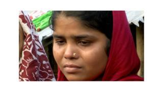 Macen kabilar Rohingya