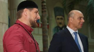 Кадыров и Силуанов