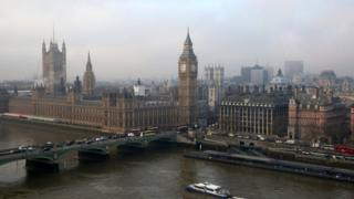 Westminster view