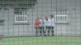 Prisoners at Cornton Vale