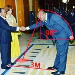 Pierre Ismael Bidoung Mpkatt akimsalimia Paul Biya
