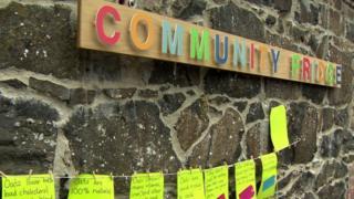 Community fridge, Cloughmills