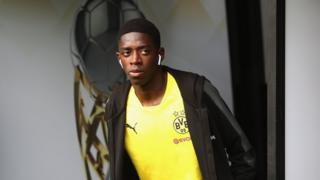 Dortmund réclame 150 millions d'euros pour laisser partir Ousmane Dembélé.