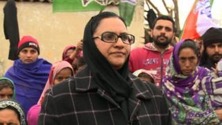 रजिया सुल्तान, पंजाब सरकार में मंत्री