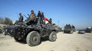 Irak güçleri