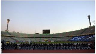 Le Stade international du Caire