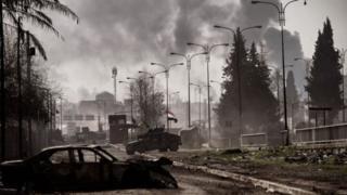 تعد المعارك التي تجري بين القوات العراقية وتنظيم الدولة الأعنف منذ بدء عملية تحرير الموصل
