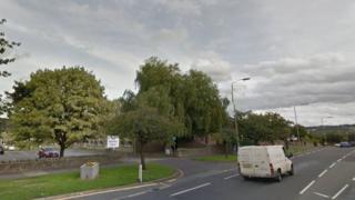 Bradford Road in Bingley