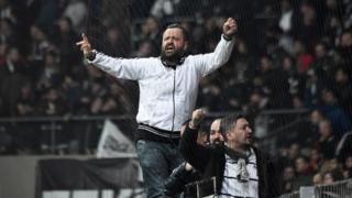 Beşiktaş taraftar