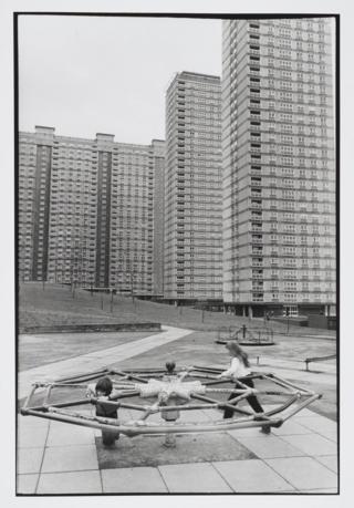 Red Road Flats; Glasgow, 1974-76