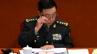 Thượng tướng Phạm Trường Long