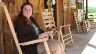 Deborah York, executive director of the York Patriotic Foundation