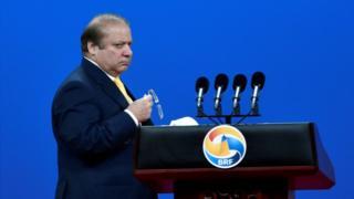 رئيس الوزراء الباكستاني
