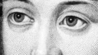 Los ojos de Jane Austen, en un retrato de época