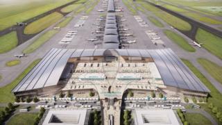 Gatwick two-runway image