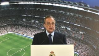 L'actuel président Florentino Pérez fait figure de grand favori pour conserver son poste.