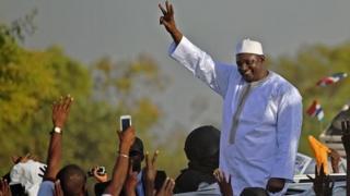 Onze ministres gambiens ont prêté serment mercredi matin à Banjul au cours d'une cérémonie présidée par le chef de l'Etat Adama Barrow.