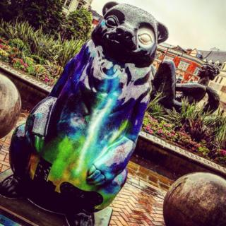 The Big Sleuth bear