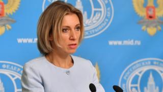 Mariya Zaxarova