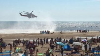 Two brothers died with three of their friends at Camber last year