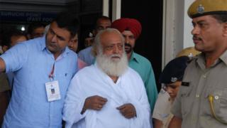 Asaram bapu, 2013. godine