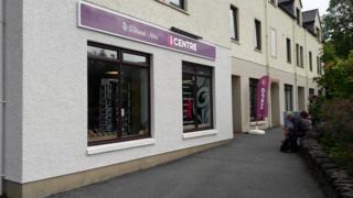 VisitScotland information centre