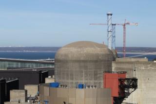 """Третій реактор """"Фламанвіля"""" перебуває на стадії будівництва"""
