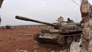 Suriye ordu Halep