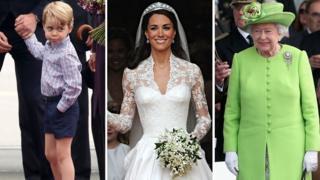 что носит королевская семья