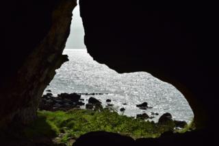 King's Caves, Arran