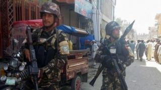 Vikosi vya usalama Afghanistan