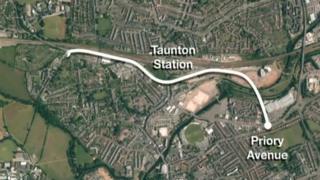 NIDR scheme in Taunton