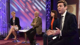 Newsnight Labour hustings 2015