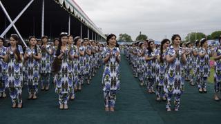 Таджикские одежды