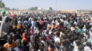 Gudun hiriar Boko Haram