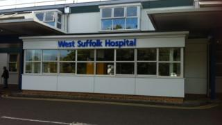 West Suffolk Hospital