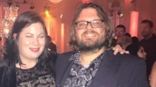 Keira Hammond and Nick Jones
