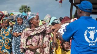 WFP inasema kuna upungufu mkubwa wa chakula sehemu zenye vita