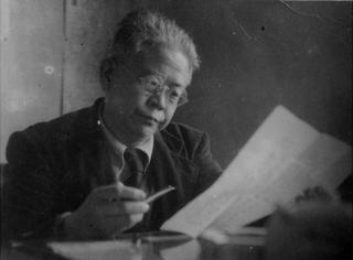 傅斯年是知名的文學學者,1949年1月接任臺灣大學校長,兩年後去世(中央研究院)