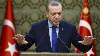 Президент Реджеп Тайип Эрдоган хочет больших полномочий