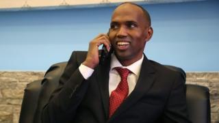 Le nouveau Premier ministre Somalien Hassan Ali Kheyre