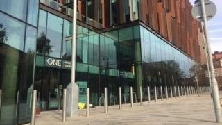 Northamptonshire County Council's new headquarters