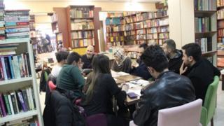 Yozgat Bozok Üniversitesi'nden bir grup öğrenci